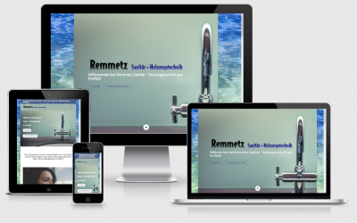 Neue Website…