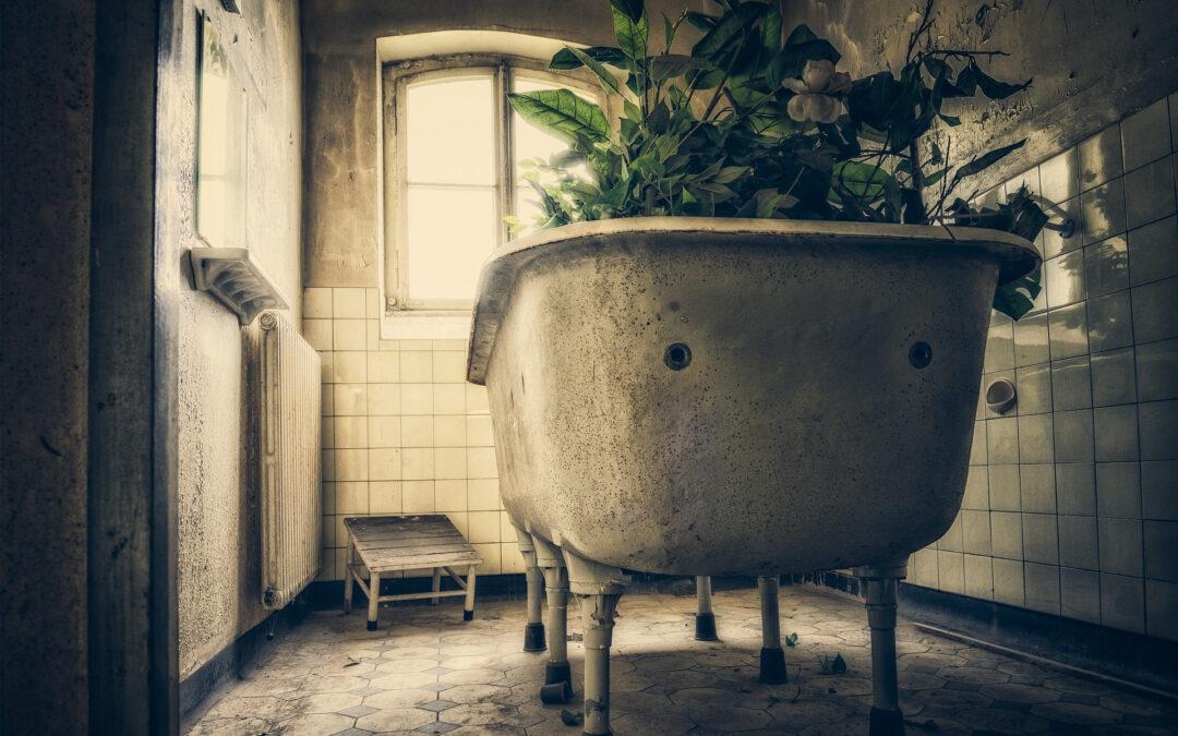 Raus mit der Badewanne, rein mit der Dusche!